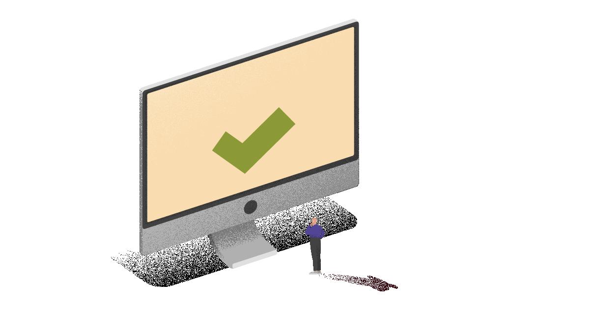 Checklist for webinars